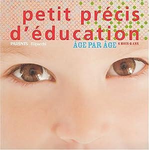 """Afficher """"Petit précis d'éducation"""""""