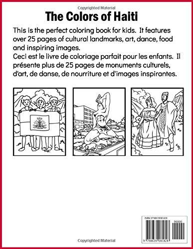 The Colors Of Haiti A Coloring Book For Kids Celebrating Haitian Culture Colors Of America Pierre Emmanuel Nosiac Mit 9798639081828 Amazon Com Books