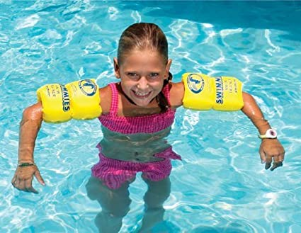 Amazon.com  Water Wings Pool Float Swimming Aid for Children  Garden ... 22d33557f2
