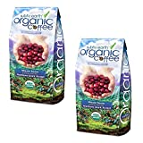 #10: 2LB Cafe Don Pablo Subtle Earth Organic Gourmet Coffee - Medium-Dark Roast - Whole Bean Coffee USDA Certified Organic, 2 Pound (2 Pack)