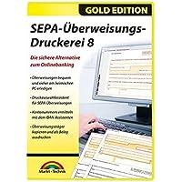 SEPA Überweisungs Druckerei 8