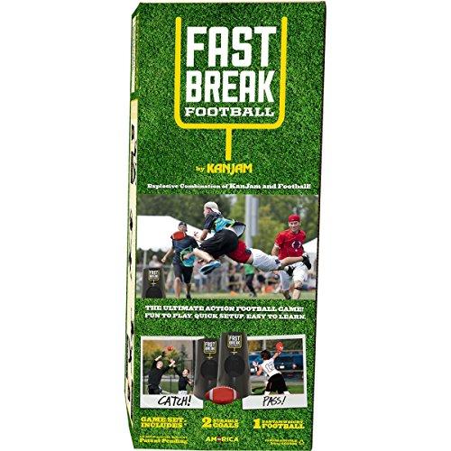 Kan Jam Fastbreak Football Game Set