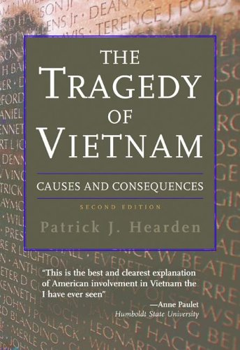 the tragedy of vietnam causes and consequences 感想 patrick j