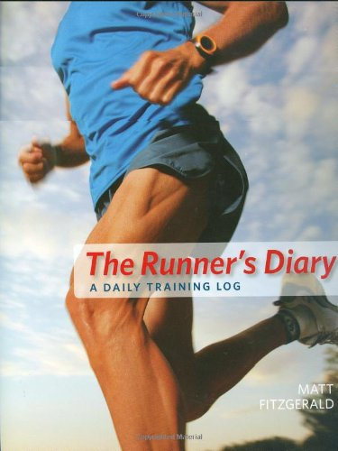 Runners Diary Daily Training Log product image