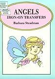 Angels Iron-On Transfers, Barbara Steadman, 0486284484