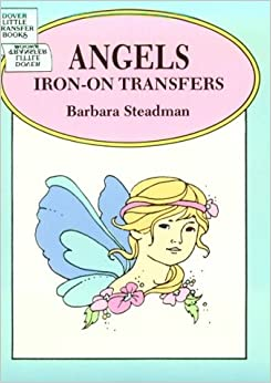 Book Angels Iron-on Transfers: Dover Little Transfer Books