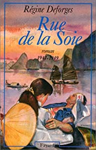 """Afficher """"La Bicyclette bleue n° 5<br /> Rue de la soie"""""""