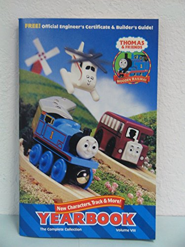 Yearbook Thomas - Thomas & Friends Wooden Railway 2002 Yearbook
