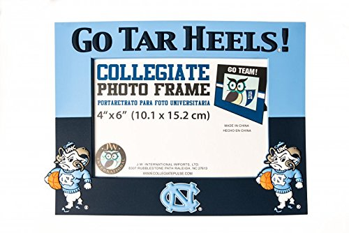 Collegiate Pulse NORTH CAROLINA TARHEELS NCAA PVC PHOTO (Carolina Photo)