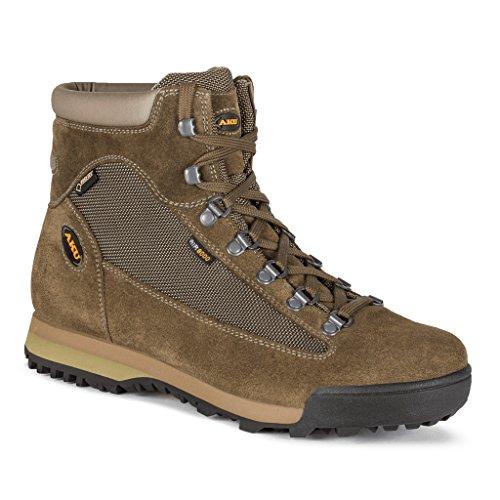 AKU M Slope GTX–Oliva–EU 44/UK 9.5/US 10–Para Hombre Impermeable versátil Gore-Tex ® mountainsports Zapatos