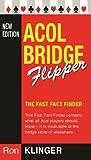Acol Bridge Flipper, Ron Klinger, 0304366641