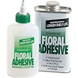 Oasis Floral Adhesive with an Applicator. Size 8oz