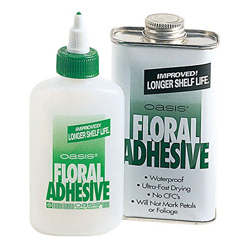 (Oasis Floral Adhesive with an Applicator. Size)
