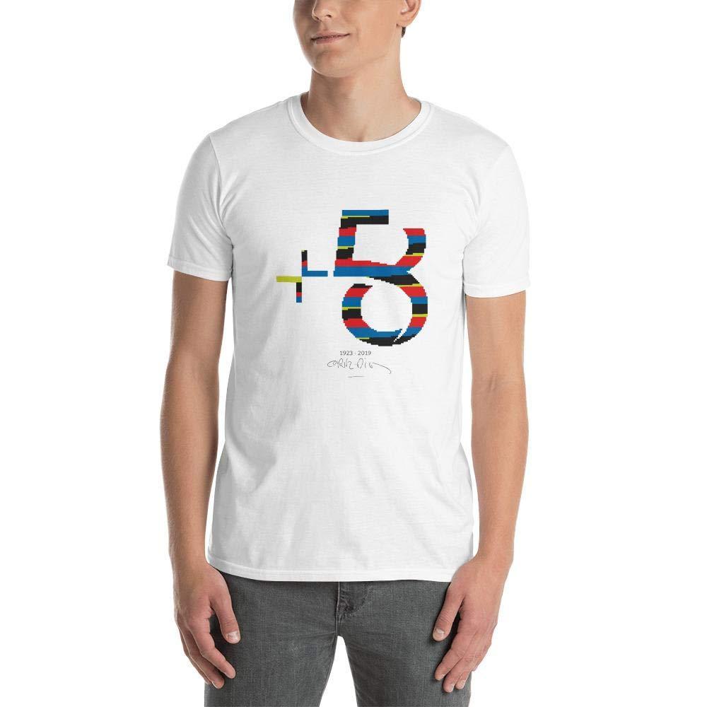 +58Store Short-Sleeve Unisex T-Shirt Cruz Diez