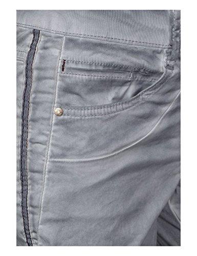 Silver Cecil Para Pantalones cool Gris 11294 Mujer qFxpXFwZ4