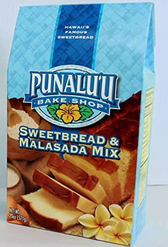 Punalu'u Bake Shop Original Hawaiian Sweetbread and Malasada (Donuts) -
