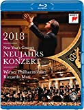 Best Concert Blu Rays - New Year's Concert 2018 / Neujahrskonzert 2018 [Blu-ray] Review