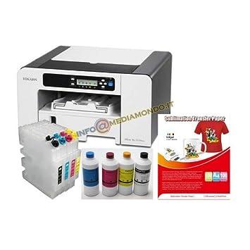 Ricoh Aficio SG3110DN - Impresora de sublimación (A4 ...