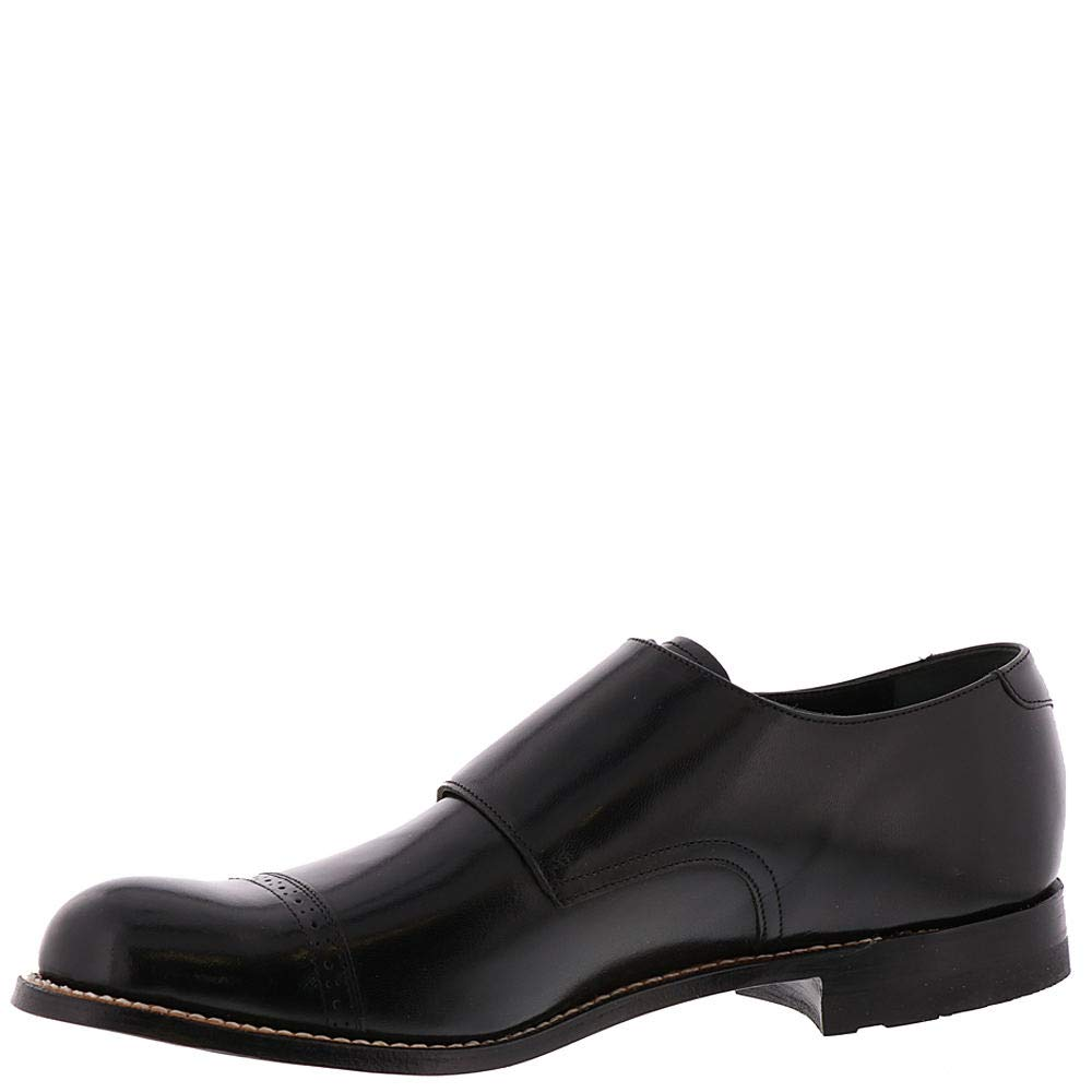 Stacy Hombres Adams Hombres Stacy Madison Leder Oxfords schwarz 453a11