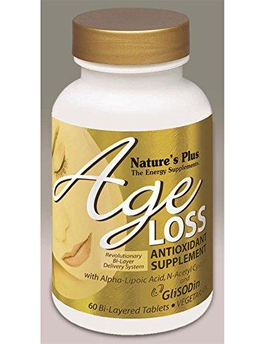 Age Loss Antioxidant 60 Tabs