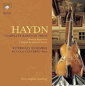 Baryton Trios-Complete