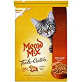 Meow Mix Tender Centers Dry Cat Food, Salmon & Chicken (15.5 lbs.) Crunchy outside – Meaty inside High-protein recipe For Sale