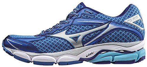 Wave Women's Training Silver Ultima WOS Mizuno Palaceblue Clematisblue Blu Uqw4Oaa
