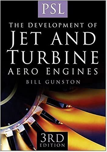 The Development of Jet and Turbine Aero Engines 3rd Edition