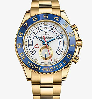 Rolex Yacht-master Ii 2 Yellow Gold Watch 116688 Box/papers 2013 Unworn