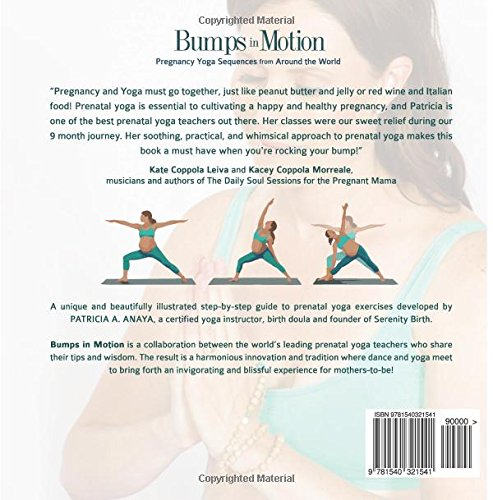 Bumps in Motion: Pregnancy Yoga Sequences from Around the ...