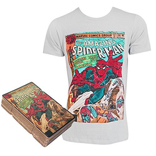 with Spider-Man T-Shirts design