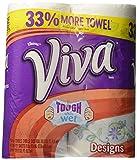 Viva Big Roll Towels Designs, 2 ct