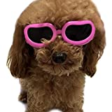 Alfie Pet by Petoga Couture - Larry Sun Glasses for Dogs and Cats - Color: Pink, Size: XS