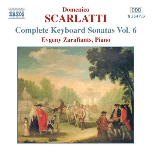 Scarlatti, D.: Keyboard Sonatas (Complete), Vol. 6 ()
