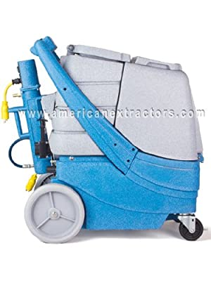 Heated EDIC Galaxy Commercial Carpet Cleaning Extractor
