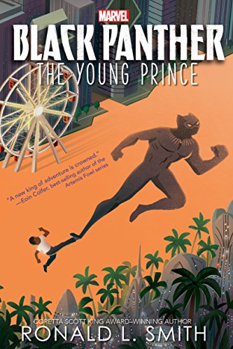 Black Panther: The Young Prince (Marvel Black Panther) -