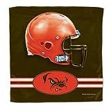 "NFL CLEVELAND BROWNS Micro Fiber Towel, 16"" x 16"""