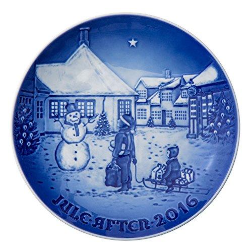 Plate First Christmas (Bing & Grondahl 1016858 Christmas Plate 2016)