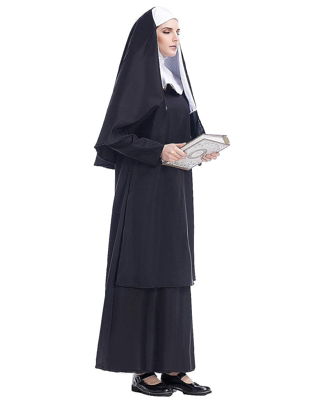 Amazon.com: HDE - Disfraz de mujer para Halloween, vestido ...