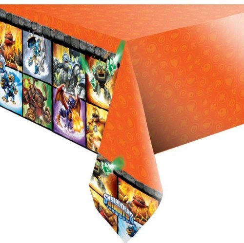 Skylanders Giants Plastic Tablecover 47 X 70in