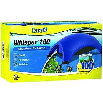 Amazon Com Tetra Whisper Air Pump For 60 To 100 Gallon