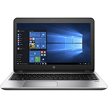 2017 HP ProBook 450 G4 Business Ultrabook Laptop: 15.6-Inch (1366x768) | Intel Core i5-7200U | 500GB HDD | 8GB DDR4 | DVD-RW | Windows 10 Home