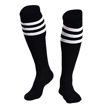 ZJEXJJ Calcetines Antideslizantes a presión Calcetines Deportivos al Aire Libre (Color : Negro, Tamaño