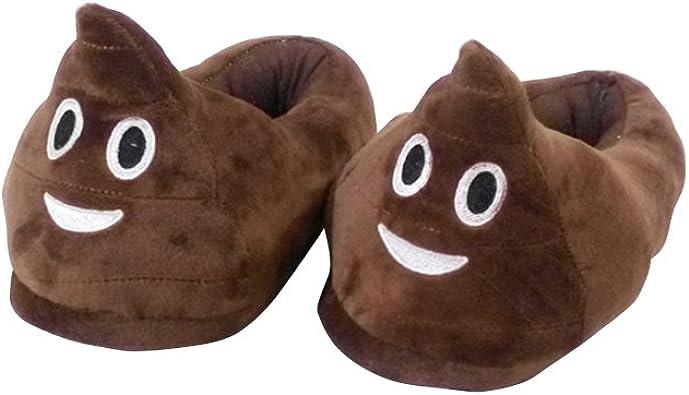 Wishcotton Pantoufles Hiver pour Homme Peluche Chaussons Maison Antid/érapant en Mousse /à M/émoire Confortable Respirant Chaud Couleur Contraste