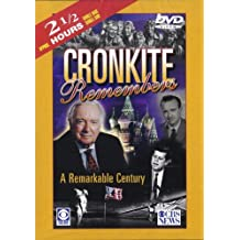 Cronkite Remembers: A Remarkable Century Vol 2 - Television, Politics, Vietnam, Civil Rights, Man on the Moon