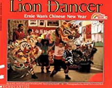 lunar new year books library book lion dancer rise and shine