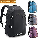 DRY2 Waterproof Backpack - Watertight Daypack Bag for Motorcycle Biking Hiking