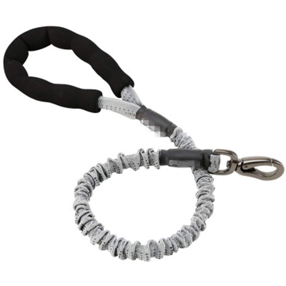 B OPPALE Pet Leash Dog Large Medium Dog Dog Chain Dog Rope Explosion-Proof Rushing Dog Rope Pet Supplies Stretchable Dogpet Leash (Style   B)