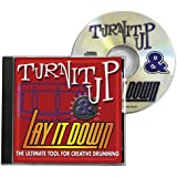 Turn it up & Lay it Down Play-Along CD for Drummers Vol.