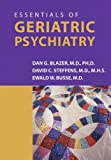 Essentials of Geriatric Psychiatry, , 1585622478